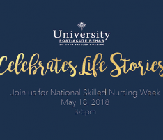 Join Us to Celebrate Life's Stories
